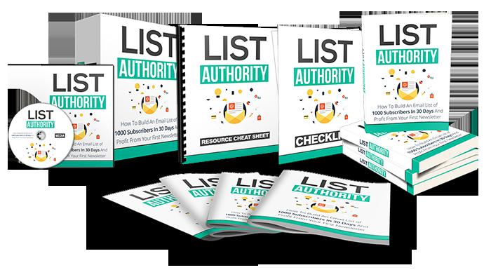 List Authority Bundle